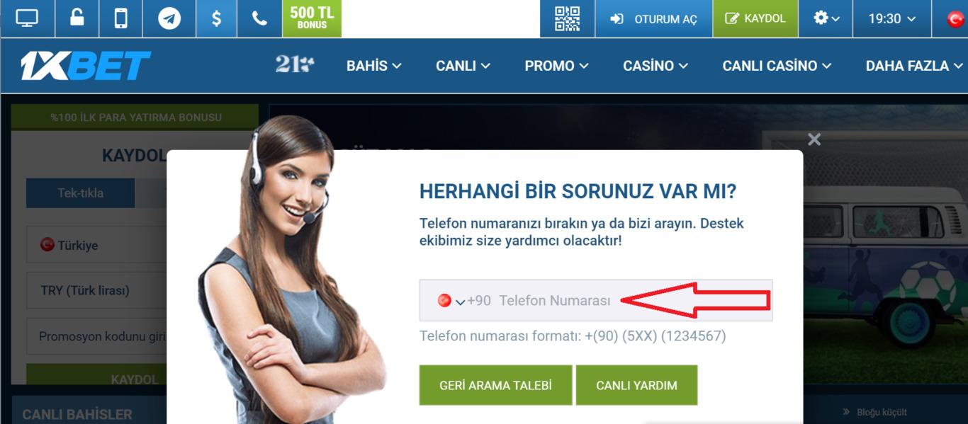 Türkiye Sakinleri Için Uygun site — 1xBet666