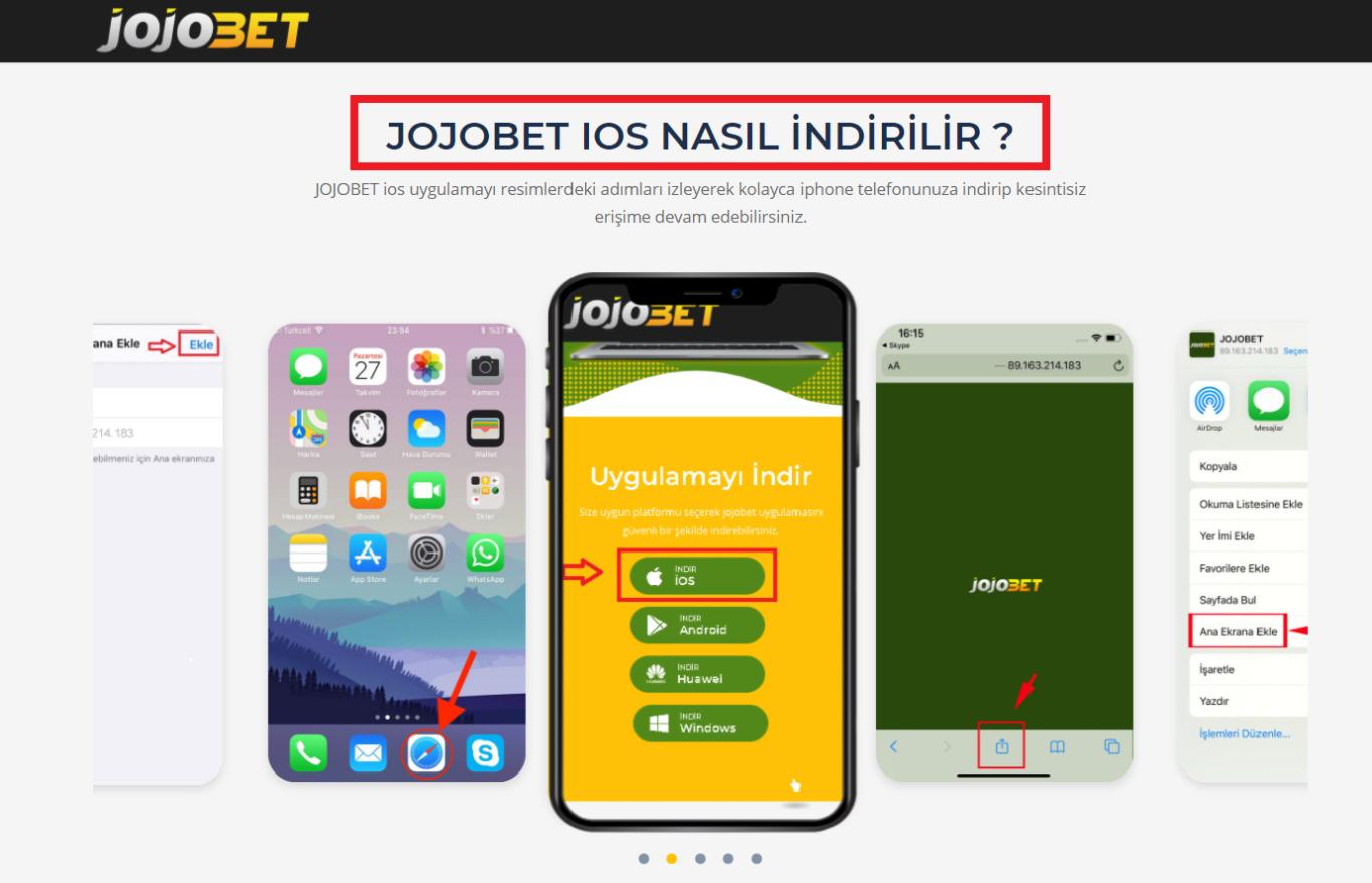 Jojobet Apk İndir: Gelişmiş Android Uygulama