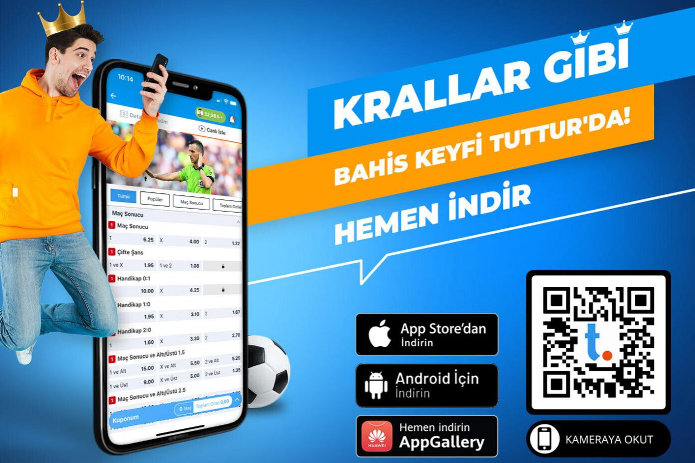 Tuttur.com İndir Çok Özel Broker
